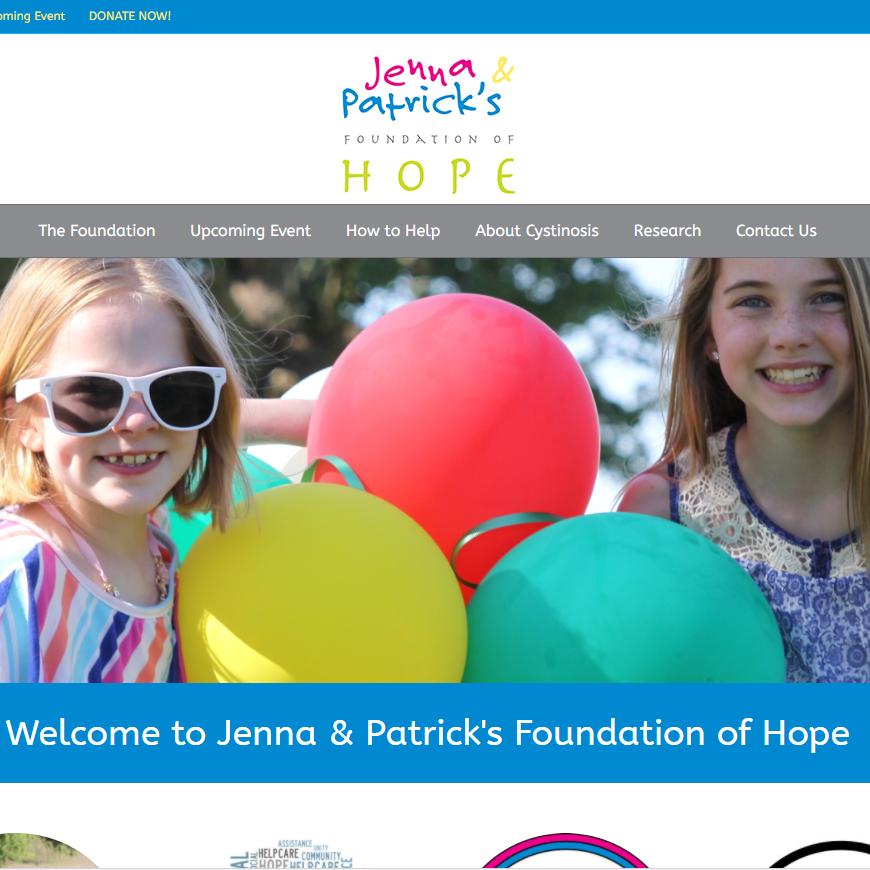 Jenna & Patrick's Foundation of Hope